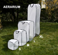 Example of aerariums